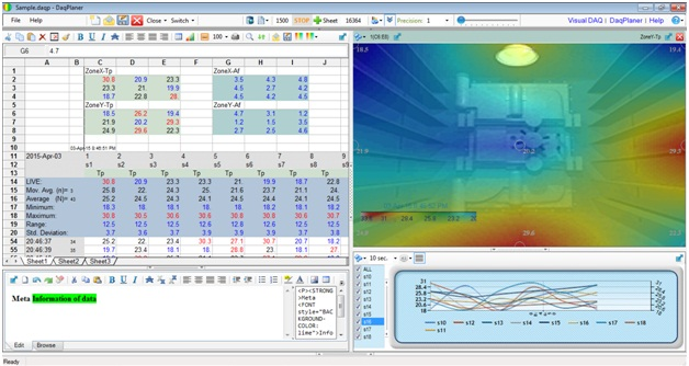 visual daq daqplaner analyze data from sensors daqready edition. Black Bedroom Furniture Sets. Home Design Ideas